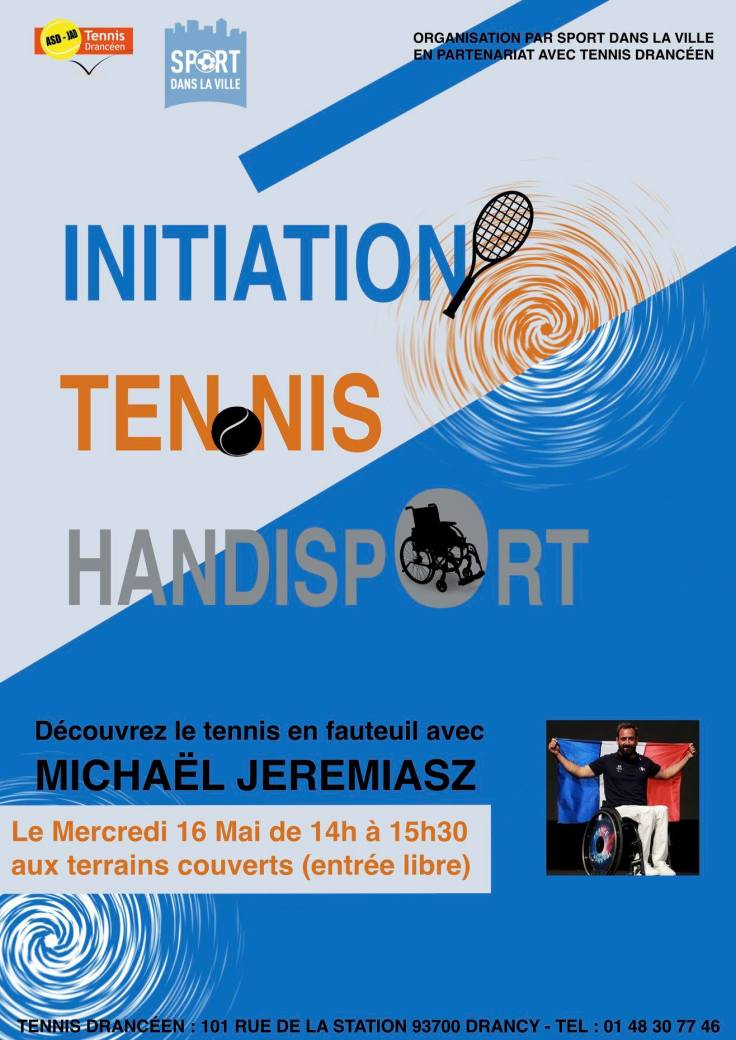initiation tennis handisport